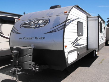 2016 Forest River Salem Cruise Lite T281QBXL