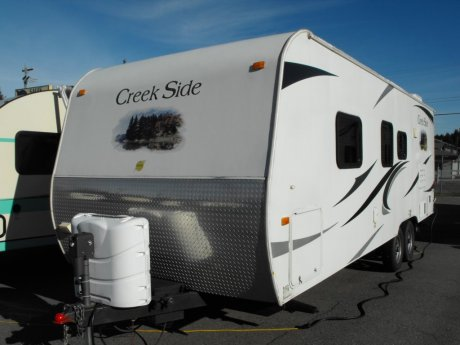 2012 Outdoors RV Cedar Creek 22RK